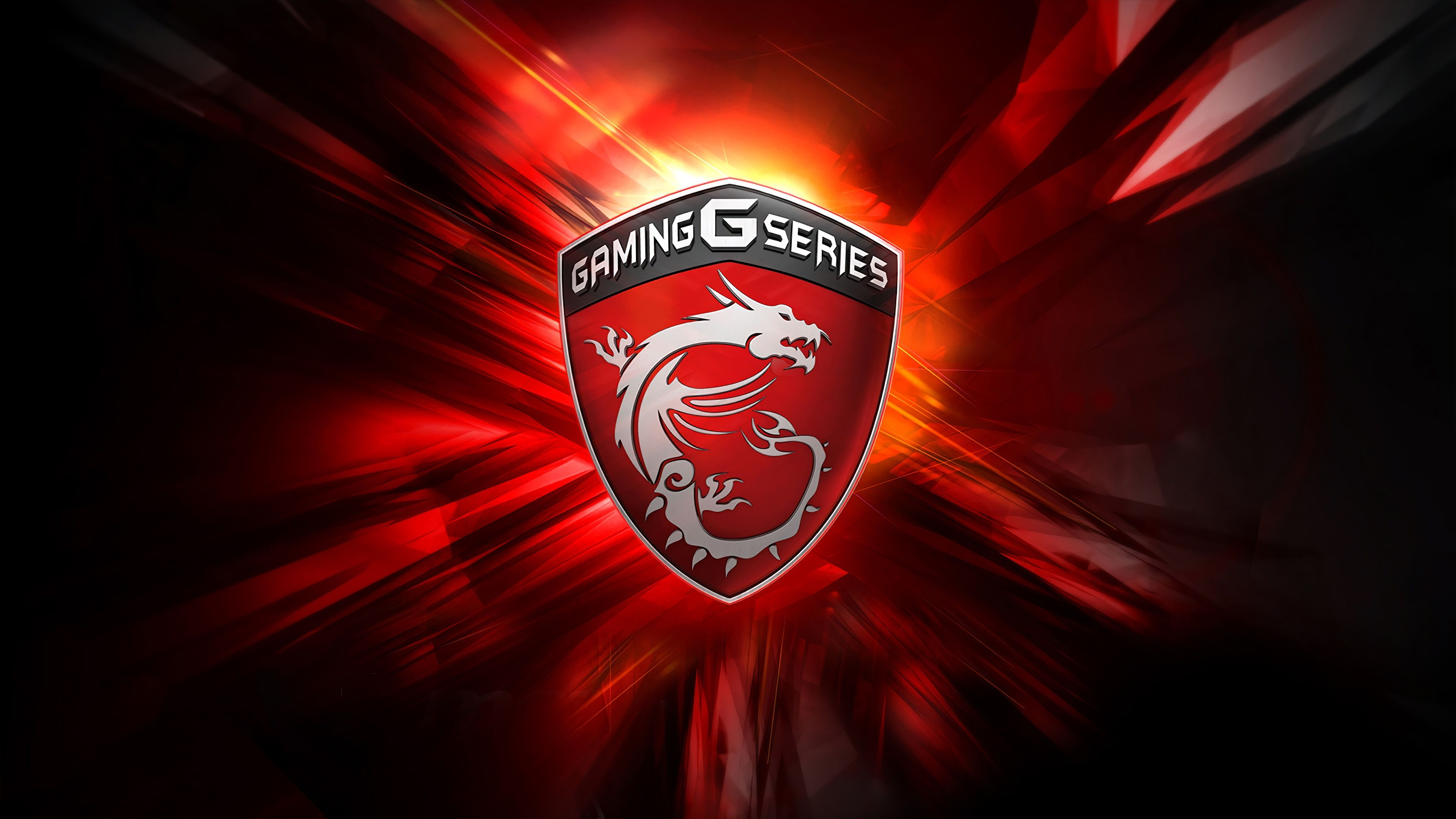 Logo Gaming Series de MSI